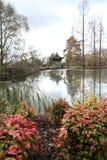 Ornamental lake Royalty Free Stock Images