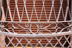 Ornamental Lattice. Stock Images