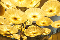 Ornamental lights Royalty Free Stock Photos