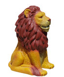 Ornamental Lion Stock Photos