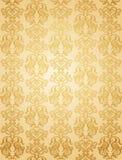 ornamental luksusowy wzór Fotografia Stock