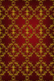 Ornamental luxury vector background Royalty Free Stock Images