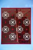 Ornamental metal lattice Royalty Free Stock Photo