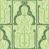 Ornamental morocco seamless pattern. Royalty Free Stock Photos