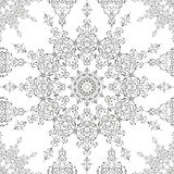 Ornamental morocco seamless pattern. Stock Image