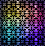 Ornamental Mosaic Stock Photography