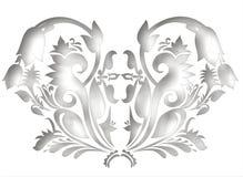 Ornamental motif stock photo