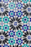 Ornamental old tiles Royalty Free Stock Images