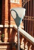 Ornamental outdoor  light  lamp Royalty Free Stock Photos