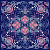 Ornamental Paisley pattern Royalty Free Stock Photos