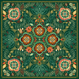 Ornamental Paisley pattern Stock Photography