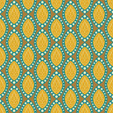 Ornamental pattern. Ornamental vintage stiled decorative pattern Royalty Free Stock Photos
