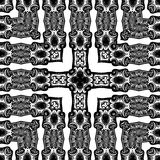 Ornamental Pattern Background Vector Stock Image