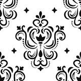 Ornamental pattern for design royalty free illustration