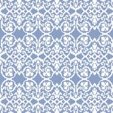 Ornamental pattern for knit and embroidery, cross-stitch, sweater design. Royalty Free Stock Image