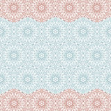 Ornamental pattern. Ornament round pattern. Аbstract background Stock Image