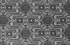 Ornamental pattern. Royalty Free Stock Photography
