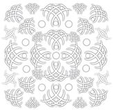 Ornamental Pattern Royalty Free Stock Images