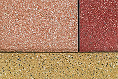 Ornamental paving 19 Royalty Free Stock Photography