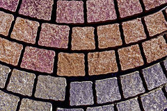 Ornamental paving 5 Royalty Free Stock Image