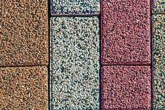 Ornamental paving 8 Stock Image