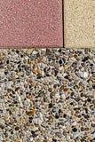 Ornamental paving 6 Stock Photography