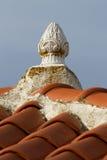 Ornamental Pinnacle in Roof Royalty Free Stock Image