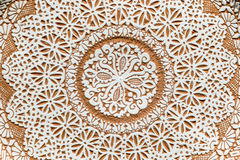 Ornamental plate Royalty Free Stock Images