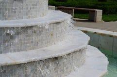Ornamental Pool In Public Park Stock Image