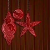 Ornamental Reds Royalty Free Stock Photo