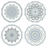 Ornamental retro pattern Royalty Free Stock Image