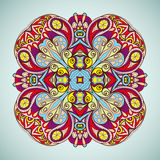 Ornamental round lace. Vector illustration Royalty Free Stock Image