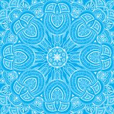 Ornamental round lace background_3. Lacy arabesque designs. You can use this pattern in the design of textile, carpet, shawl, cushion, greeting card Stock Images
