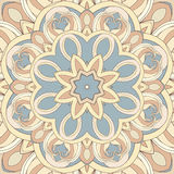 Ornamental round pattern Royalty Free Stock Photography