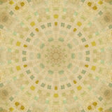 Ornamental round pattern Stock Images