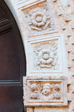 Ornamental sculpure Stock Photos