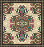 Ornamental Seamless Carpet Design Stock Images