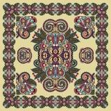Ornamental Seamless Carpet Design Stock Photo