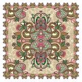 Ornamental Seamless Carpet Design Stock Photography