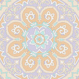 Ornamental seamless ethnicity pattern Stock Photos