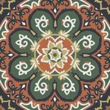 Ornamental seamless ethnicity pattern Royalty Free Stock Image