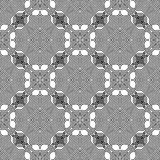 Ornamental Seamless Line Pattern Royalty Free Stock Images