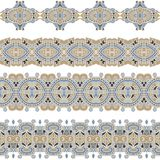 Ornamental seamless pattern Stock Photography