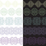 Ornamental seamless pattern Stock Image