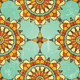 Ornamental seamless pattern. Stock Photos