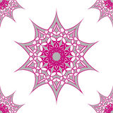 Ornamental seamless pattern. An illustration of ornamental seamless pattern Stock Photography