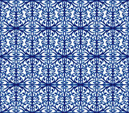 Ornamental Seamless Pattern Stock Images
