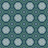 Ornamental seamless pattern Stock Photo