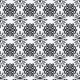 Ornamental seamless pattern Stock Image