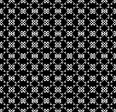 Ornamental seamless pattern. Black and white colors.  Endless template. Ornamental seamless pattern. Black and white colors.  Endless template for wallpaper Stock Illustration